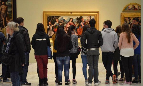 Valencia Museo Belle Arti