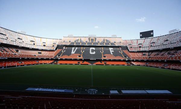 Valencia Stadio Mestalla 1