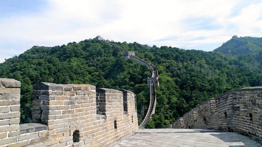 Viaggio di nozze in Cina la Grande Muraglia cinese