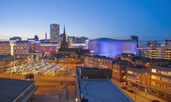 Programma ITACA in Inghilterra a Birmingham