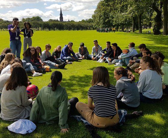 Programma ITACA in Scozia