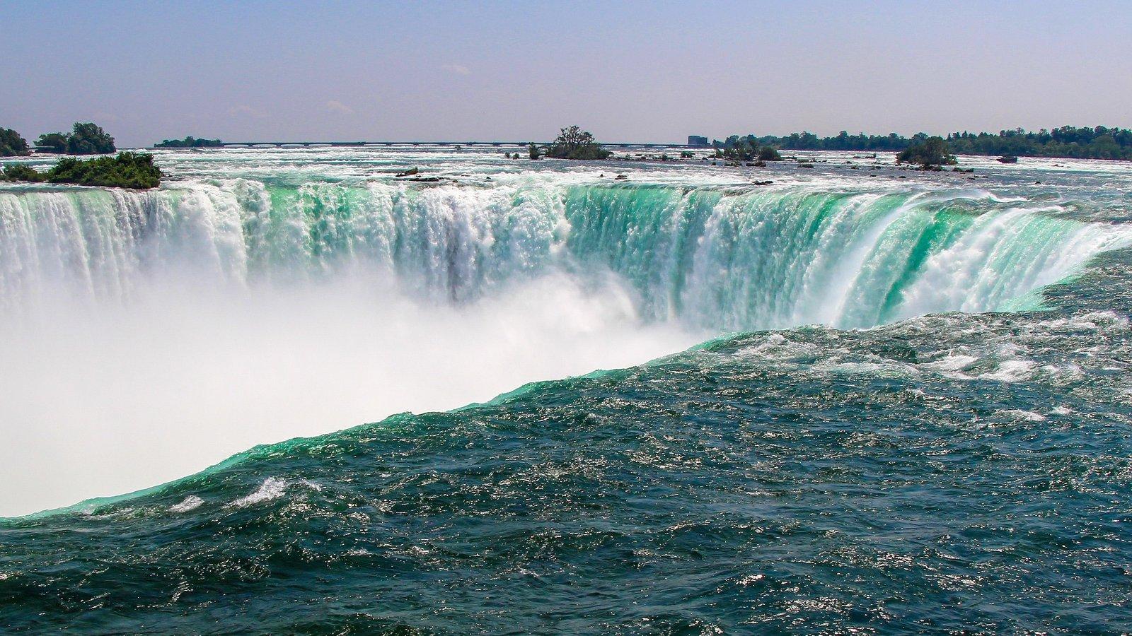 Tour degli Stati Uniti le Cascate del Niagara