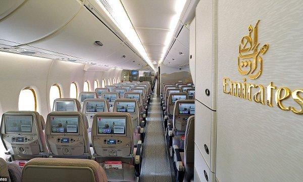 Classe economica Emirates