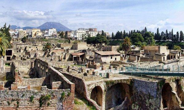 Estate INPSieme in Campania visite a Scavi di Ercolano e Azienda Agricola