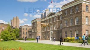 Università di Leicester - Estate Inpieme