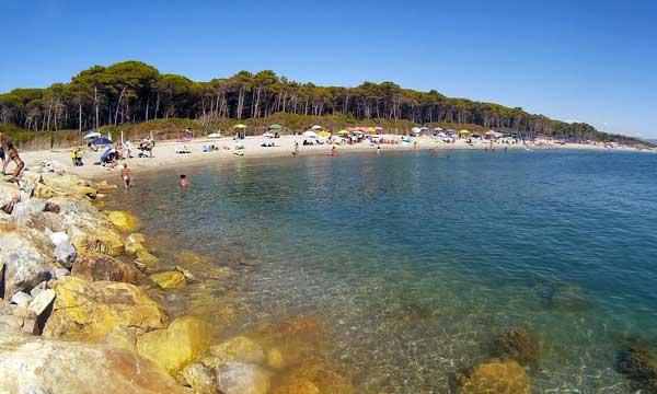 Estate INPSieme giornata al mare in Toscana